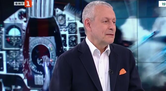 Соломон Паси: България трябва да положи усилия да стане член на Г-20