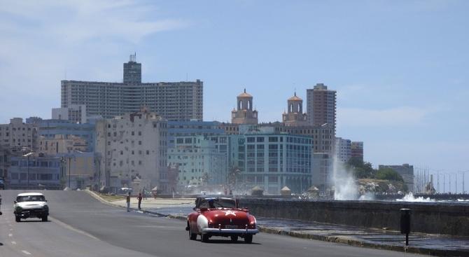 Венецуелски партиен бос разговаря в Хавана с външния министър на Куба