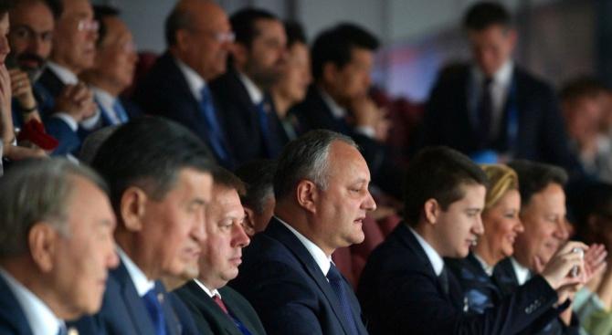 Конституционният съд на Молдова прехвърли президентските правомощия на премиера Павел