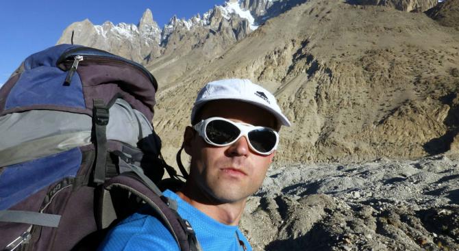 Иван Томов беше отличен алпинист, добър приятел, светъл човек. Това