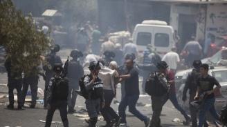 Сблъсъци в Тирана при протест на опозицията