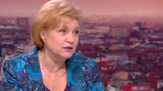 Менда Стоянова: Държавата работи добре, хората го разбират по заплатите си