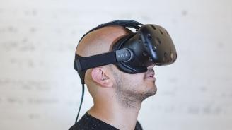 Учени използваха виртуална реалност за ранна диагностика на болестта на Алцхаймер