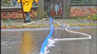 Частично бедствено положение е обявено на територията на община Опан