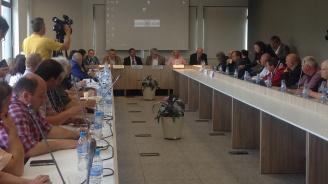 Зам.-министър Николай Нанков: Концесионирането във ВиК отрасъла не стои на дневен ред