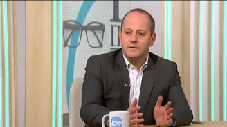 """Радан Кънев: Не очаквайте разделение и напрежение в """"Демократична България"""""""
