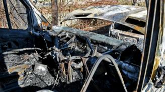 Разследват палеж на товарен автомобил в Горна Оряховица