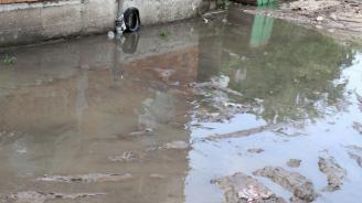 Разчистват щетите от пороя във Велико Търново