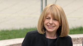 Фандъкова: София продължава да расте, затова строежът на нови детски градини не трябва да спира