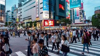 Японките обявяват война на високите токчета в службата