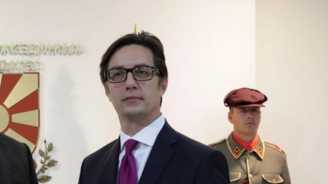 Пендаровски: Очаквам от ЕС незабавно да определи дата за преговори със Скопие
