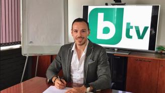Даниел Петканов подписа с БТВ