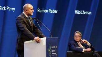 """Румен Радев призова страните от инициативата """"Три морета"""" за конкретни инвестиционни измерения на проектите за свързаност"""