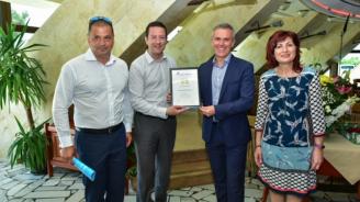 """""""Балкан Холидейз"""" празнува 50 години чартърни полети от Великобритания до България"""