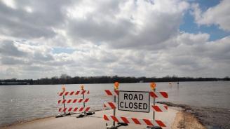 Червен код за опасност от наводнения в Западна Румъния