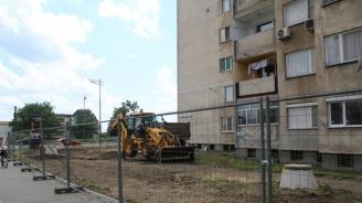 Изграждат се нови паркинги в Ямбол