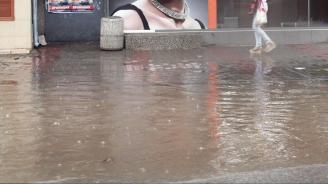 За три дни валежите над Велико Търново надхвърлиха нормата за цял месец