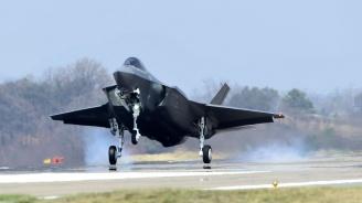 САЩ прекратяват приемана турски пилоти за обучение по пилотиранена изтребителите Ф-35