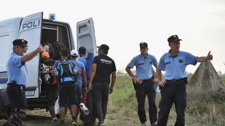 Имигранти се биха в Босна. Полицията си трае
