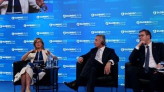Захариева на международната конференция ГЛОБСЕК: Реформите по пътя към ЕС са болезнени, но си заслужават