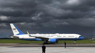 Тръмп отпътува от Ирландия за Вашингтон