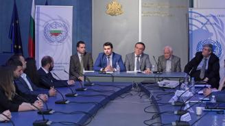 Георг Георгиев обяви новите младежки делегати към ООН