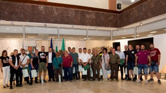Живко Тодоров награди 134 доброволци и активни участници в отстраняването на последиците от бурята в Стара Загора