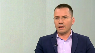 Ангел Джамбазки: Бъдещето на коалицията зависи от поведението на Сидеров