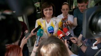Нинова: Не са приемани предложения за промяна в Устава на БСП за избор на председател