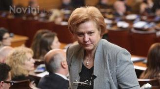 Менда Стоянова: Намаляването на ДДС би довело до увеличаването на други данъци