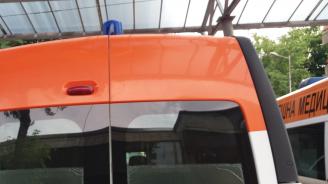 """Челен сблъсък на джип и кола на пътя Варна - """"Слънчев бряг"""", има ранена"""