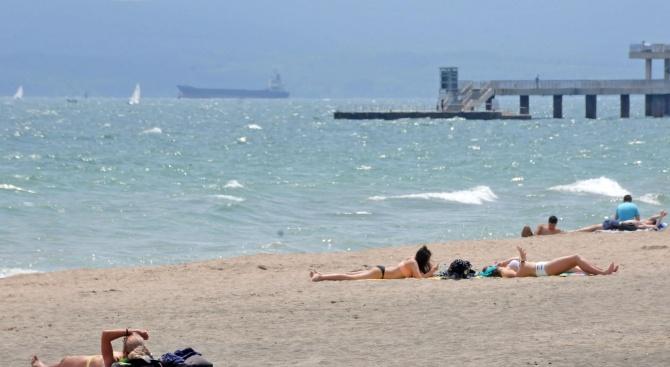 Половината плажове у нас с чиста вода