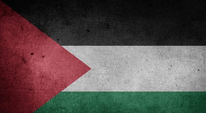 Палестинският министър на външните работи Рияд ал Малики заяви днес