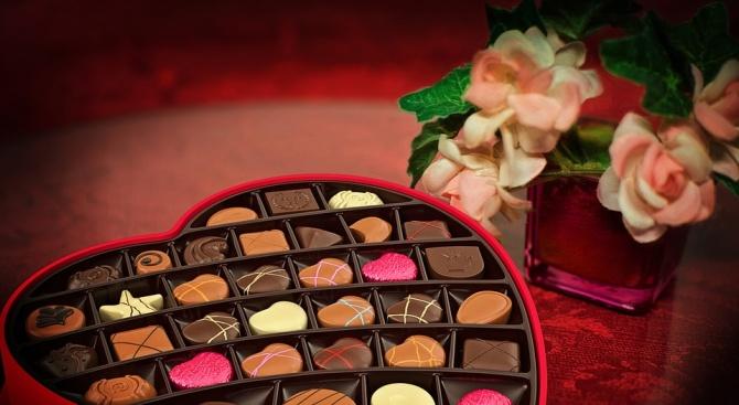 Шоколадът - лекарство за разбито сърце