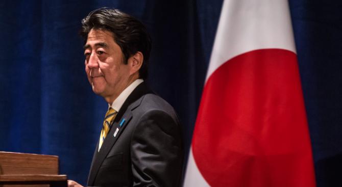 Японският премиер Шиндзо Абе възнамерява да направи всичко по по