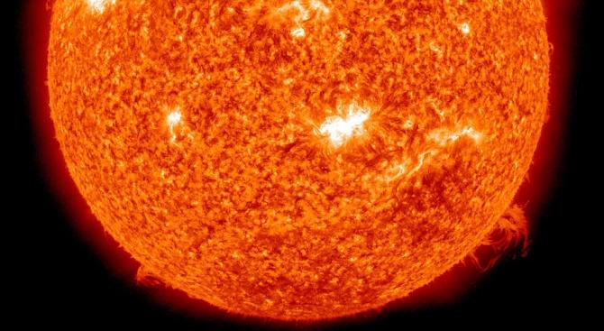 Един от най-изтъкнатите учени в света в областта на слънчево-земната