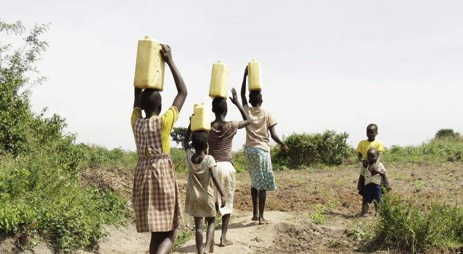 Почина болното от ебола дете в Уганда