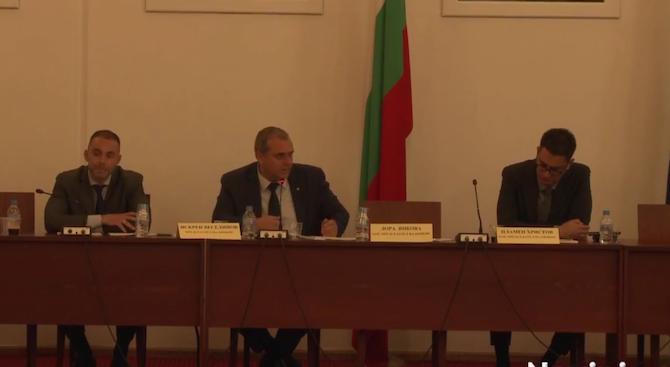 От Комисията по регионална политика не бягаме от диалог с