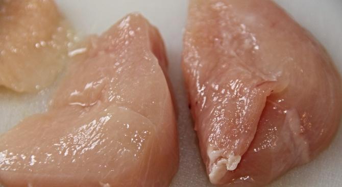 Украинско пилешко месо се продава като произведено в ЕС, съобщава