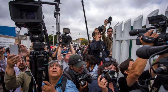 Осем журналисти са били убити в Мексико от началото на