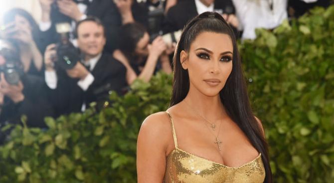 Ким Кардашиян пуска своя собствена колекция гримове за тяло