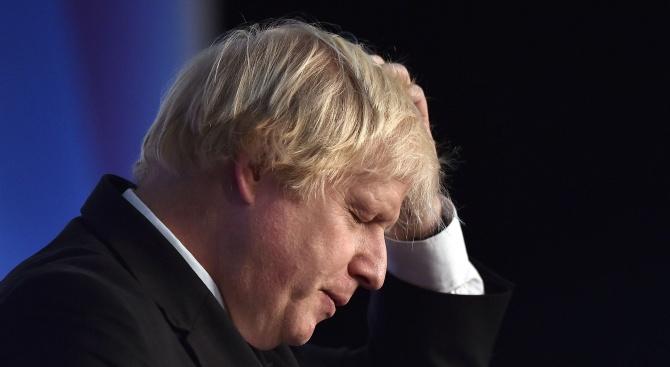 Партиен бунт зрее срещу Борис Джонсън?