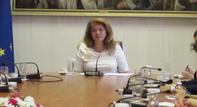Днес, 14 юни, вицепрезидентът Илияна Йотова ще бъде гост на