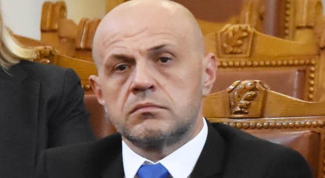 """""""Подарих на Бойко Борисов една специална карта на България за"""