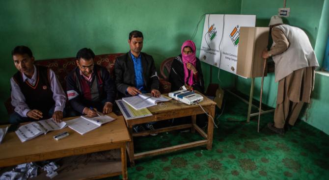 Състоялите се наскоро парламентарни избори в Индия донесоха нова победа