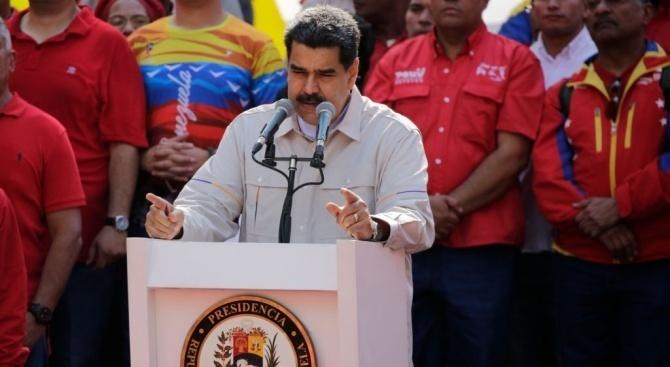 Държави от ЕС обмислят да наложат санкции на Николас Мадуро и членове на венецуелския режим