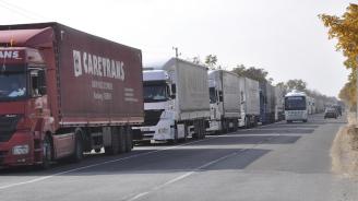 В Телиш започнаха протести срещу преминаването на тежкотоварни автомобили през селото