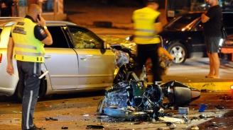 Мотоциклетист е загинал при катастрофа край Долна баня