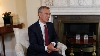 Йенс Столтенберг: Русия е заплаха за НАТО