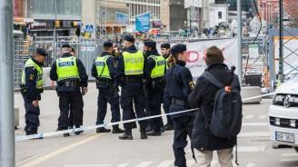 Шведската полиция рани мъж, заплашил да взриви чанта-бомба на гара в Малмьо
